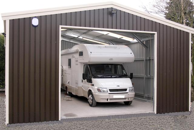 Camper Van Garages
