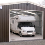 motor home shed
