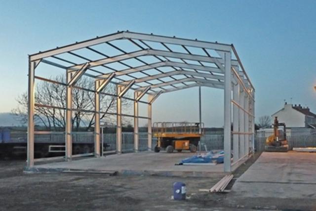 Bespoke Steel Building Designs