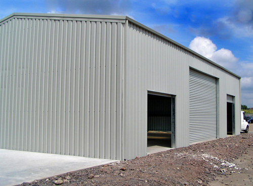 Steel Commercial Units