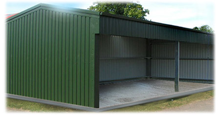 prices open farm shed