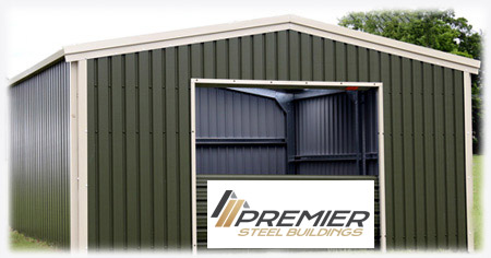 steel building prices tractor shed